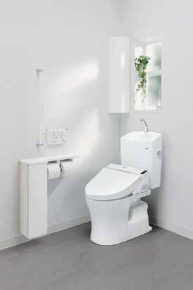 TOTO トイレ ピュアレストQR ウォシュレット付き