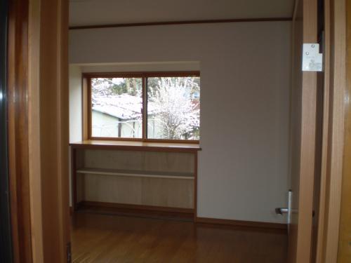 くつろぎの1部屋、増築工事