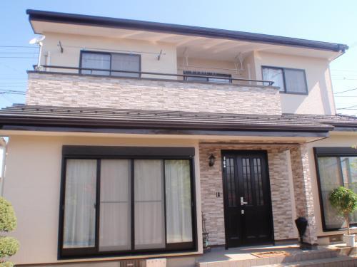 外壁張替え・屋根塗装工事