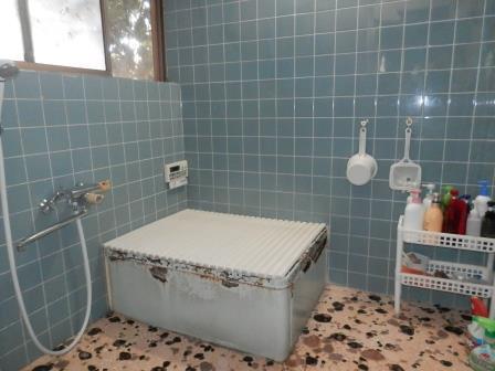 浴室リフォーム工事(暖房機・浴室テレビ付き)