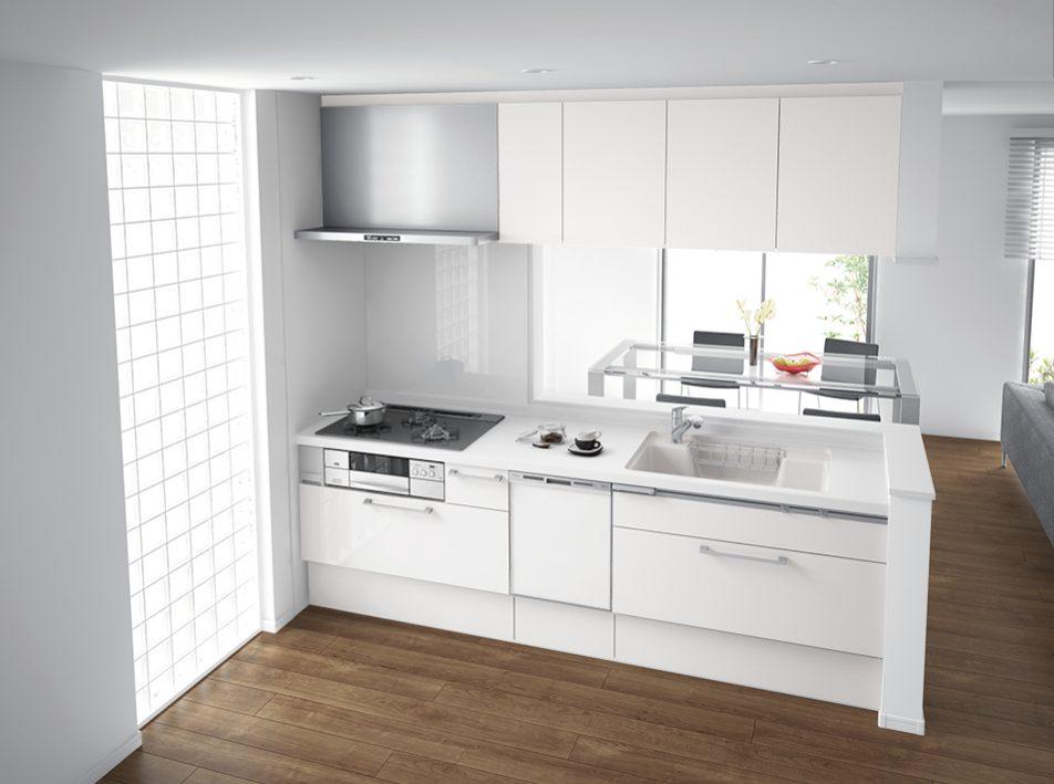 パナソニック システムキッチン V‐style(I型 2550)