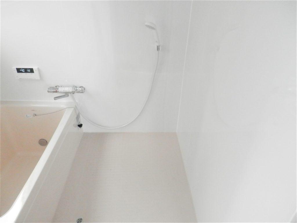 浴室改修工事(アンカラ)