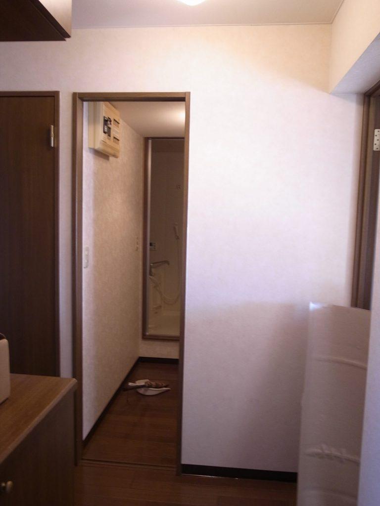 アパート建具改修工事