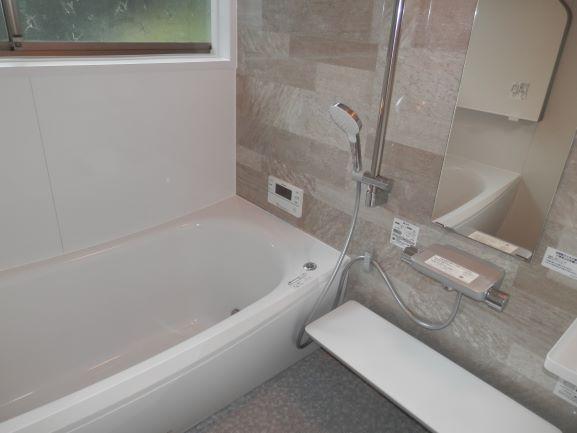 保温浴槽であったかバスタイム、TOTOユニットバス交換工事